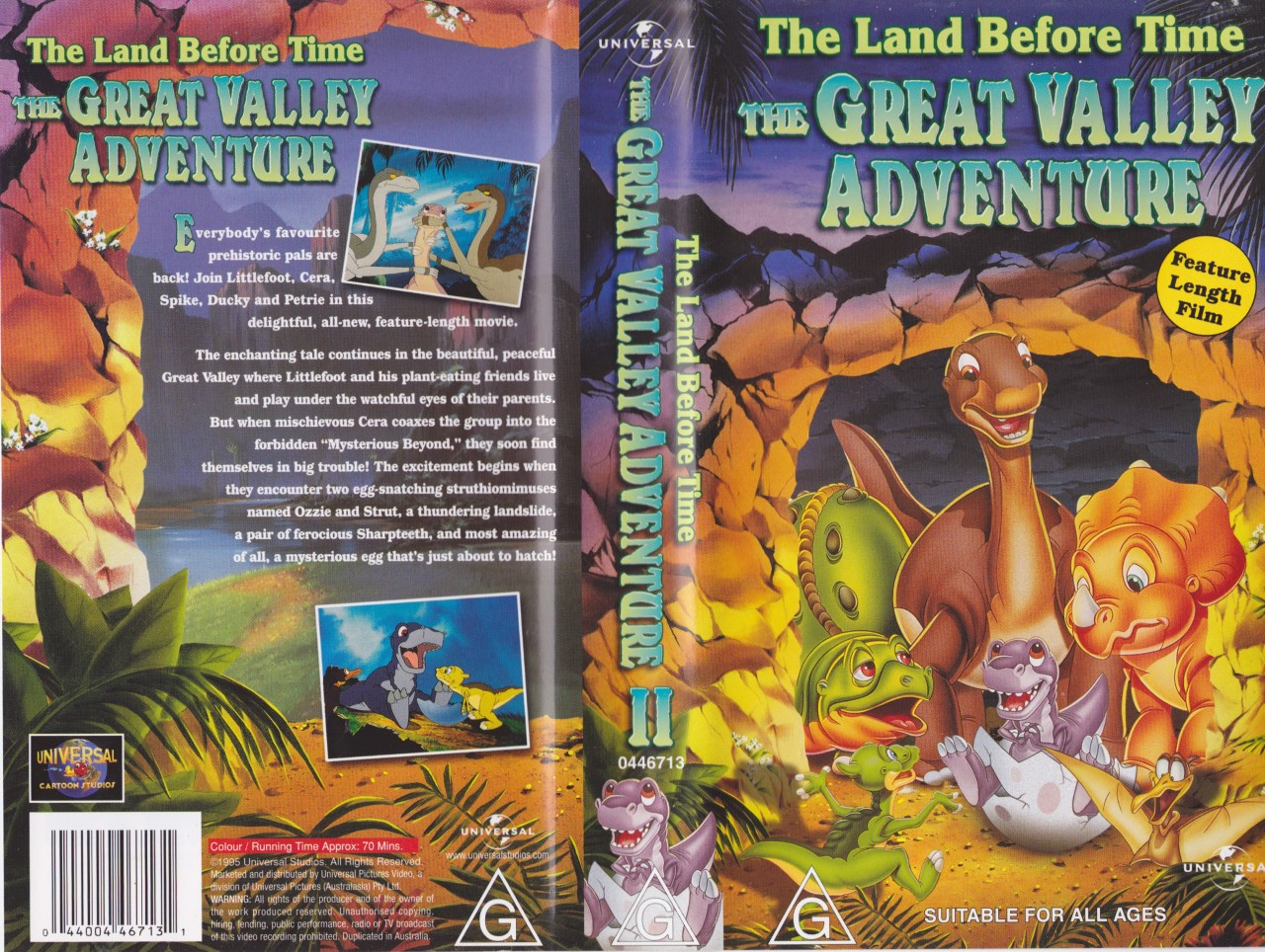 land before time how to find the great valley