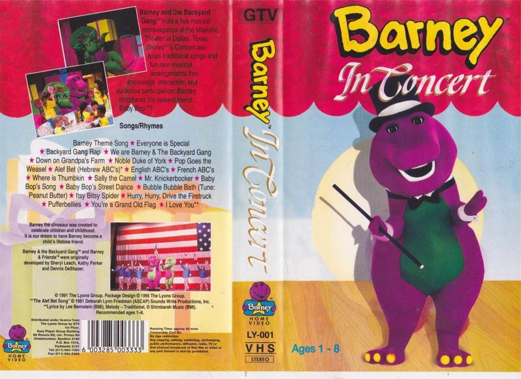Barney vhs lot of 9 related keywords suggestions for Classic house songs 2000