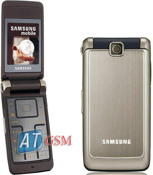 New Samsung S3600i S3600 Luxury Gold GSM UNLOCKED Phone