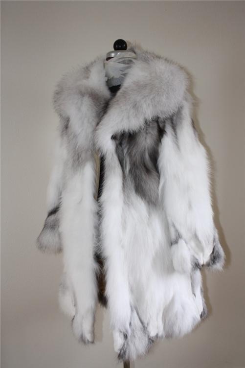 buy platina fox fur