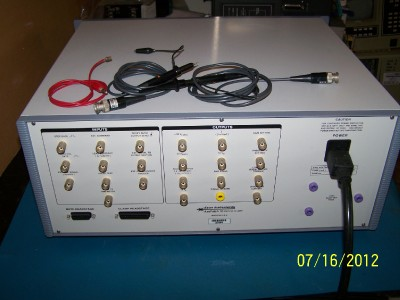 Axon Instruments Axopatch 1D Patch Clamp Amplifier eBay