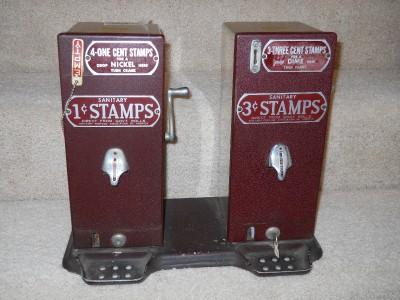Tits Vintage postage stamp looks