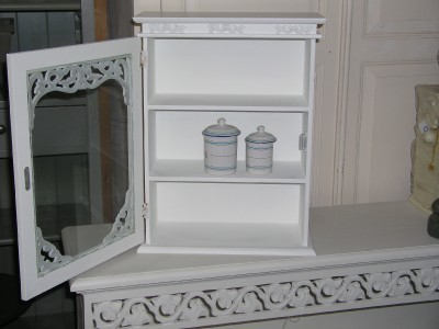 bathroom cabinet chic shabby bathroom cabinets