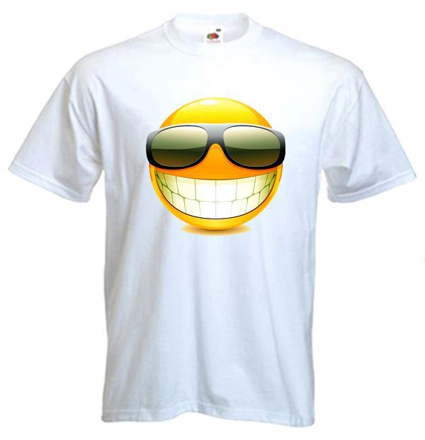 Smiley face acid house t shirt techno rave size s xxxl ebay for Acid house techno