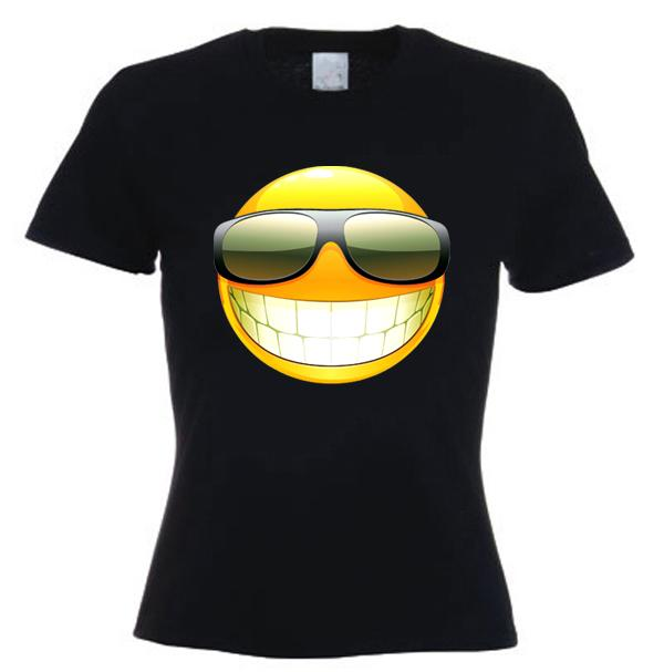 Smiley face acid house women 39 s t shirt rave ibiza 1980s for Acid house raves 1980s