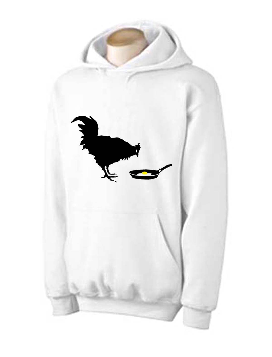 BANKSY-CHICKEN-EGG-HOODIE-Sizes-Small-to-2XL