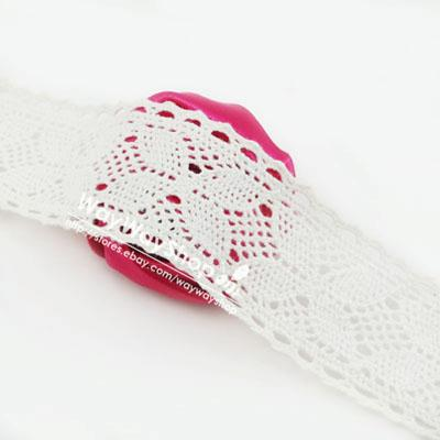 5-Yds-Cotton-lace-Trim-Dress-Lace-Trim-Cotton-Cluny-Lace-23-Style-Free-Shipping