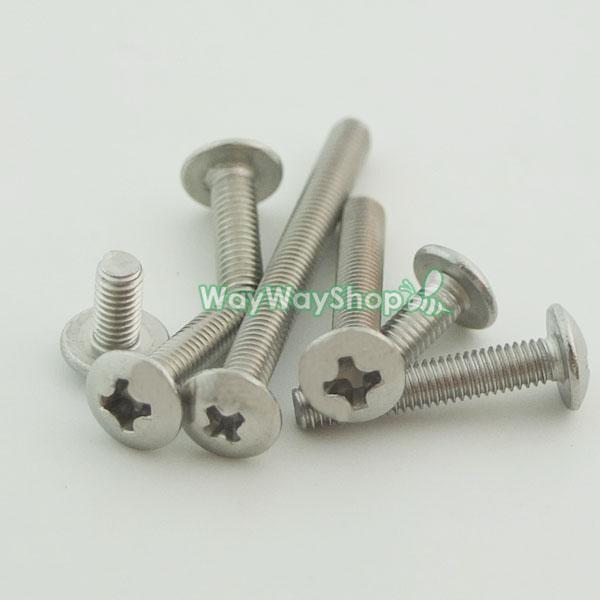 Solid brass mm quot chicago binding screws binder posts