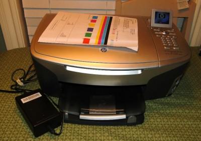hp photosmart 2610 all in one inkjet printer. Black Bedroom Furniture Sets. Home Design Ideas