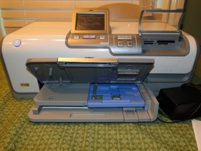 how to clear printer memory hp