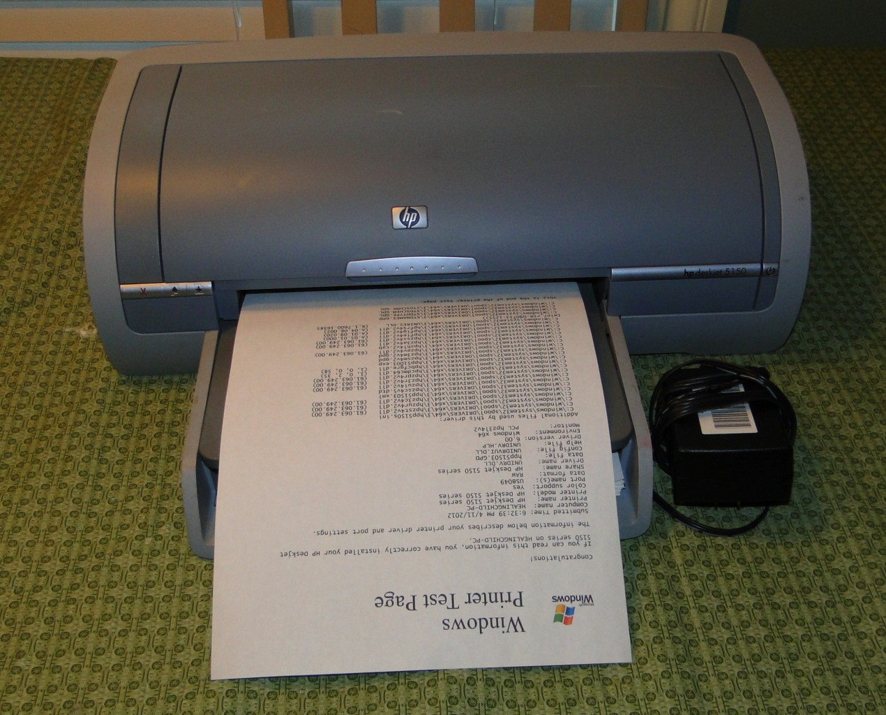 hewlett packard deskjet printer supply chain case Hp case study - deskjet printer supply chain essay deskjet printer was becoming one of hewlett-packard (hp) company's most successful products sales had grown steadily reaching around 600,000 units in 1990.