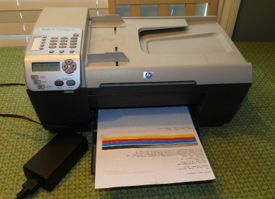 HP Officejet Pro L7780 All In One Printer Driver