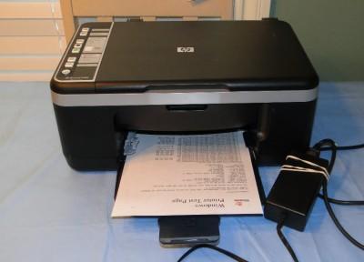 Драйвер для принтера hp deskjet f4180 скачать торрент