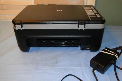 hp deskjet f4180 all in one inkjet printer nice. Black Bedroom Furniture Sets. Home Design Ideas