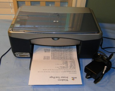HP PSC 2400 Scanner Driver