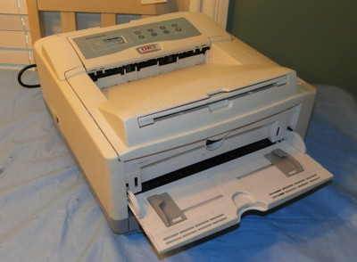 Oki B4600 Error Code 106 http://www.ebay.com/itm/OKI-B4600-Workgroup-Laser-LED-Printer-N22106A-Error-173-/150865317697
