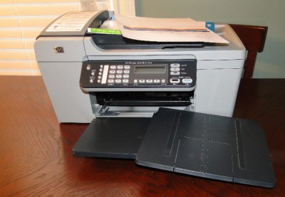 resetting power error in hp office jet 5610 all in one. Black Bedroom Furniture Sets. Home Design Ideas