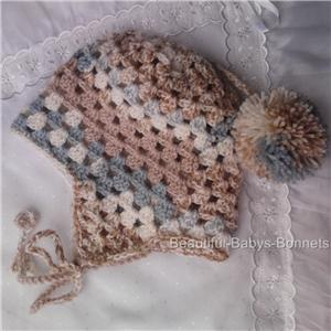 Free Crochet Baby Hat Pattern - Create a Website | Tripod Web Hosting