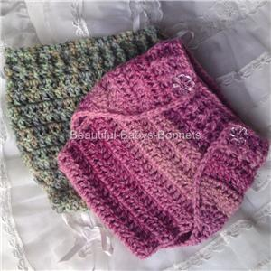 Hats & Diaper Covers Crochet Patterns Book Preview - YouTube