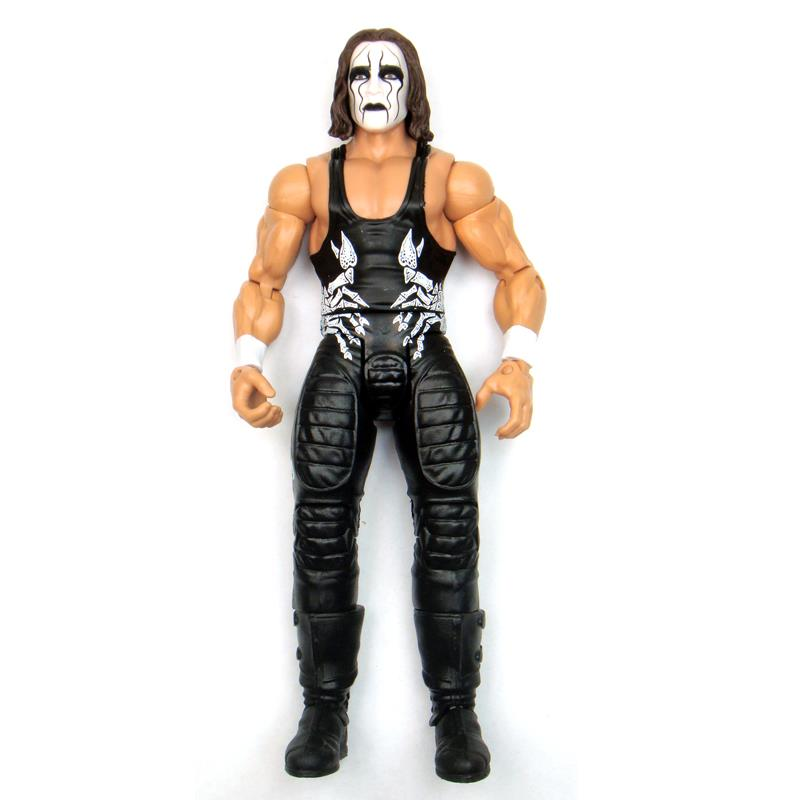 Wwe Toys For Boys : Sting wwe wwf ecw wrestling action figure kid child youth