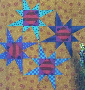 Happy Quilting: Star Value - A Tutorial for Between Heaven