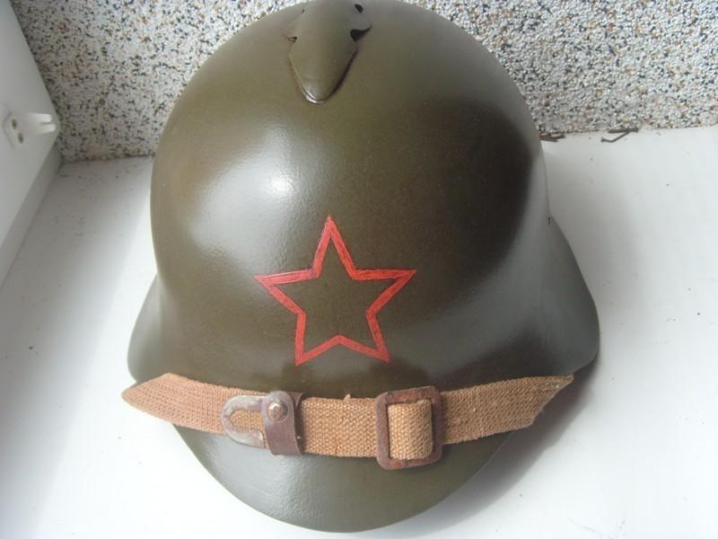 Russisch-UDSSR-soviet-helm-Stahlhelm-Hakingolka-1939-1942-WK2