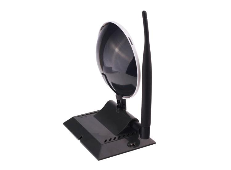 150Mbps 3800mW USB WiFi Wireless Adapter 150M LAN Card 802 11b G 36dBi Antenna