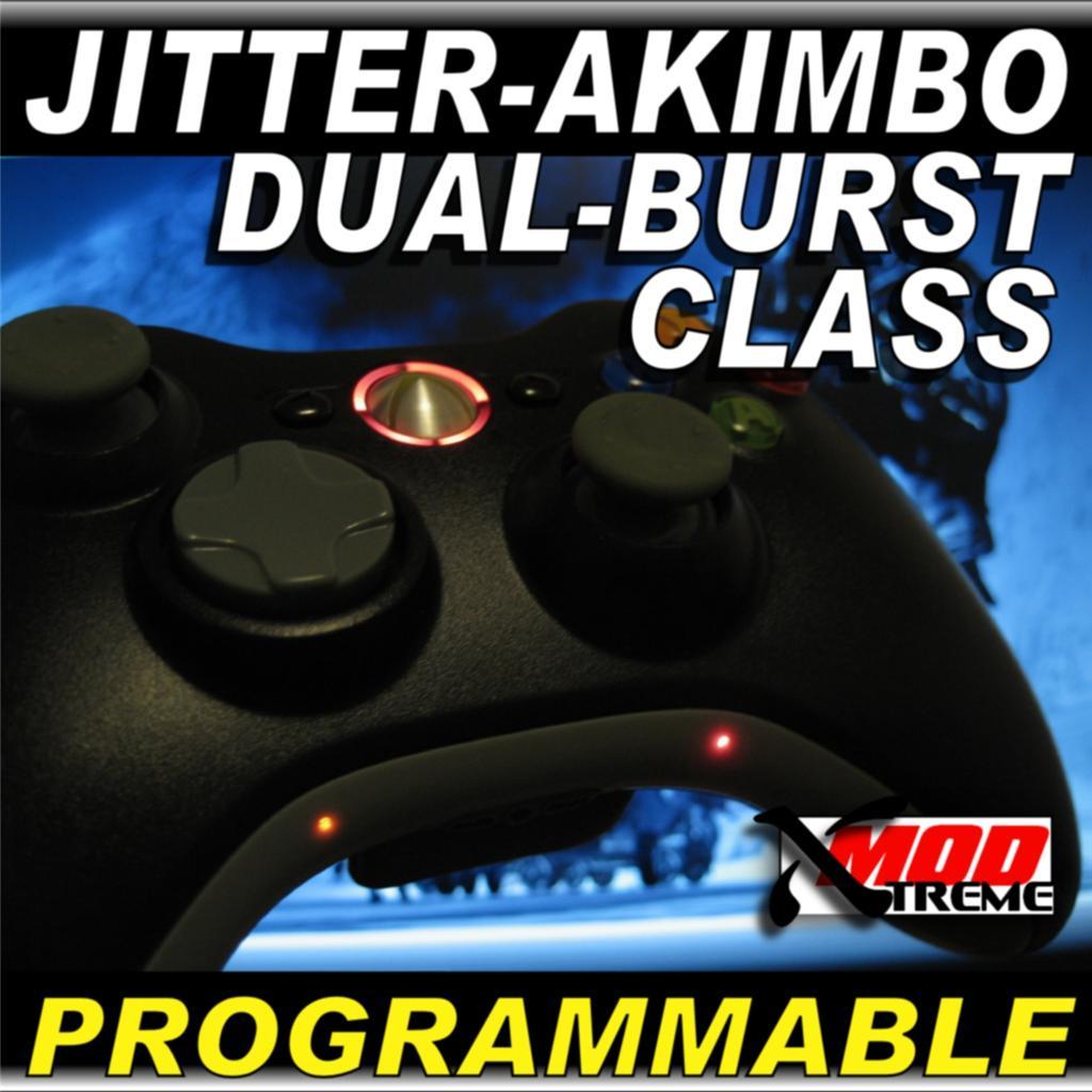 XMOD Rapid Fire Kit  20 mod  2 PK @ JITTER @ DROP SHOT