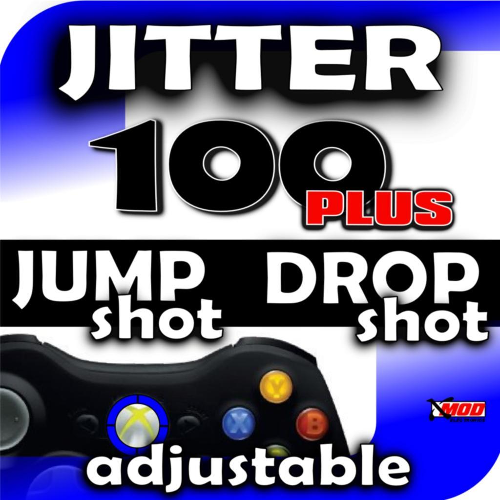 Rapid Fire MOD Chip KIT  XBOX  XMOD 20 MODE   DROP SHOT, AKIMBO, DUAL