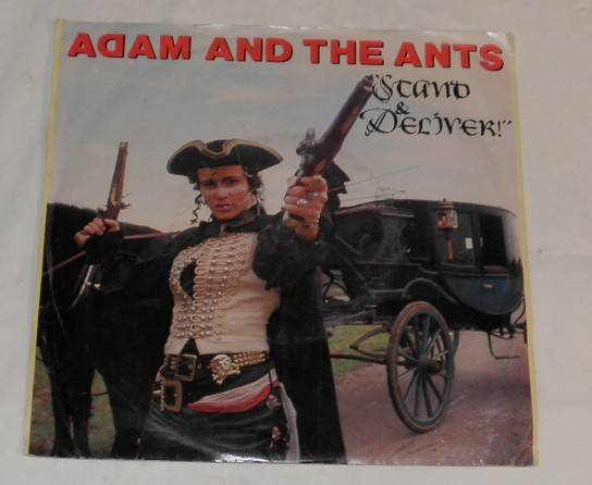 ADAM-THE-ANTS-STAND-DELIVER-P-S-45-1980s-NEW-WAVE-POP-TOP-40