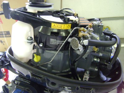 Suzuki Outboard Df6s Df 6 Hp 15 Inch Shaft Four Stroke