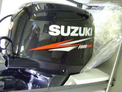 Suzuki outboard motor df40atl df 40 hp 20 four stroke for Suzuki 40 hp outboard motor
