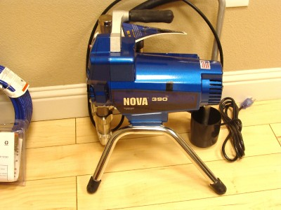 graco nova 390 new airless sprayer machine must l k ebay