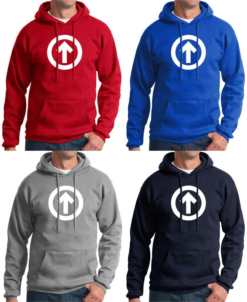 Above The Influence Hoodie Anti Drug Alcohol Free Dare Lifestyle