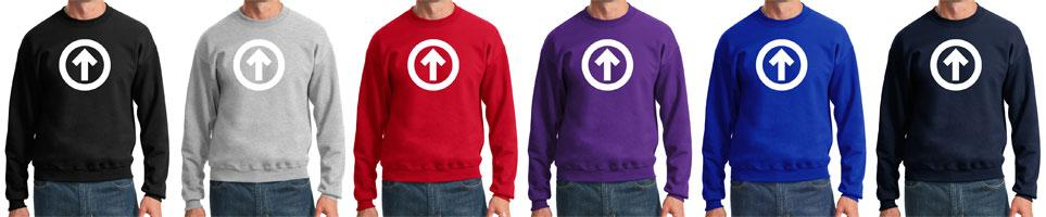 ABOVE THE INFLUENCE HOODIE anti-drug alcohol free dare lifestyle