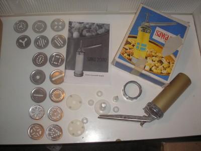 Original teigpresse sawa 2000