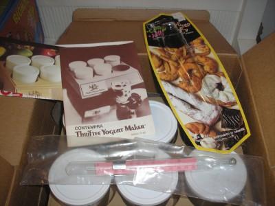 new wave yogurt maker instructions