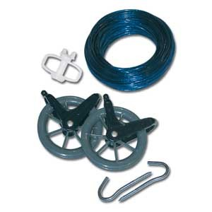 Clothesline Pulley System Home Depot