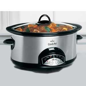 rival 38601 slow cooker manual