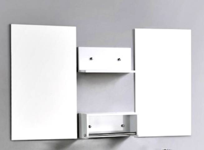 Bathroom Vanity Unit Glass Top White Cabinet 1500 Wall Hung Counter Top Basins Ebay
