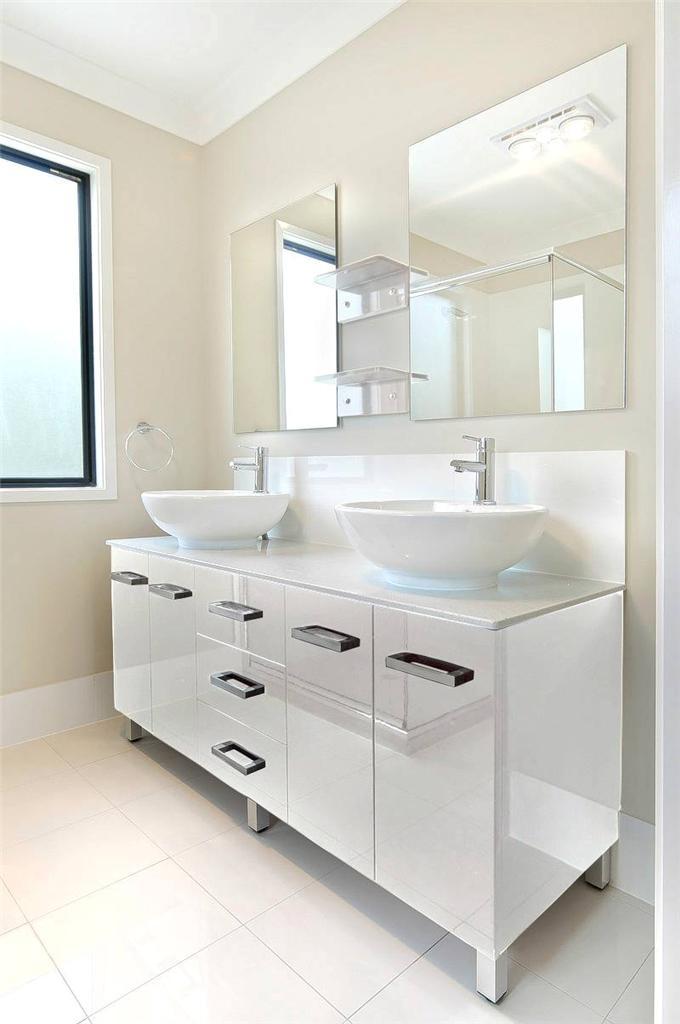NEW Bathroom Vanity 1500 Cabinet Unit Stone TOP Taps