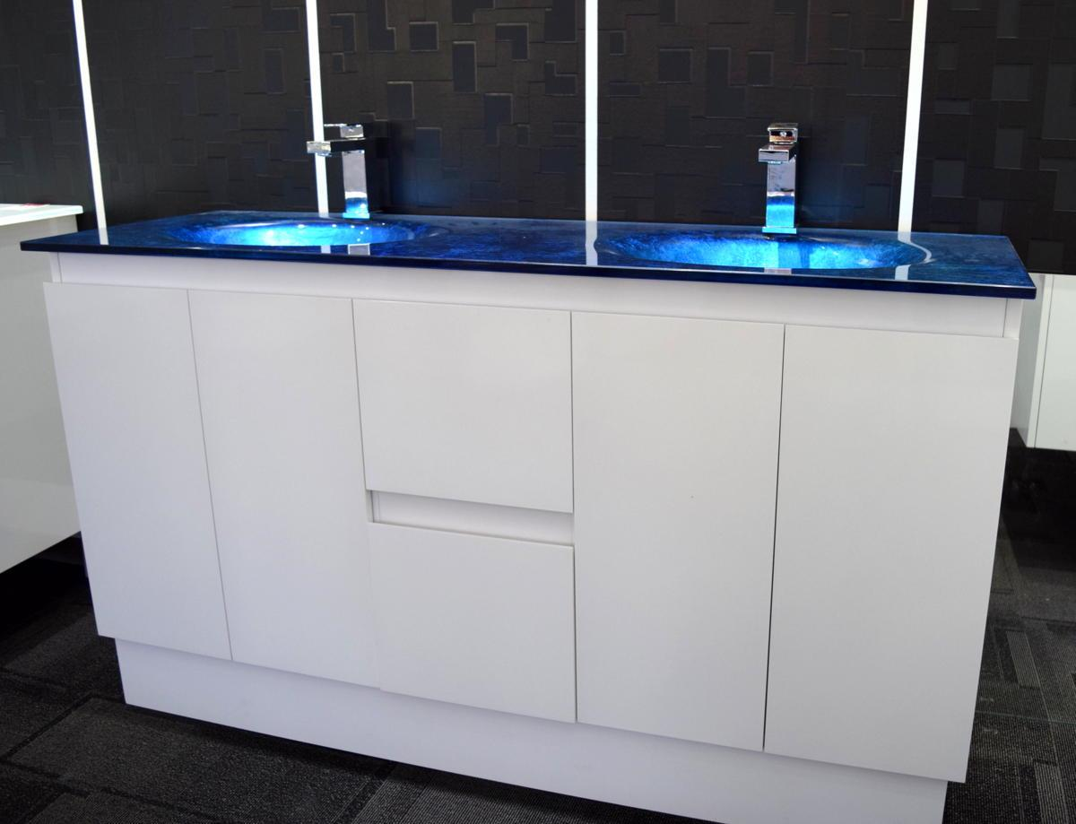 Bathroom Furniture Brisbane With Elegant Creativity In Uk