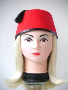 Turkish Fez Hat