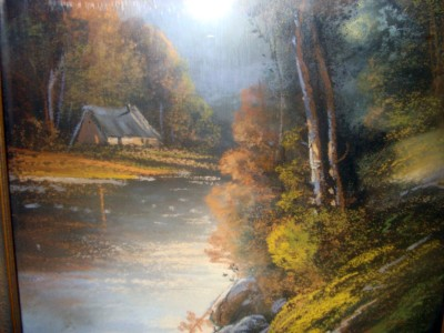 LANDSCAPE PAINTINGS at NOVICA - Original Landscapes and Seascapes