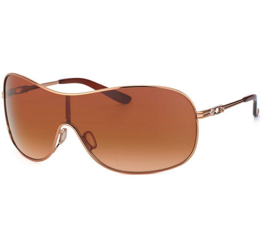 9e6c822235 óculos Feminino Oakley Impatient Gold Vr50