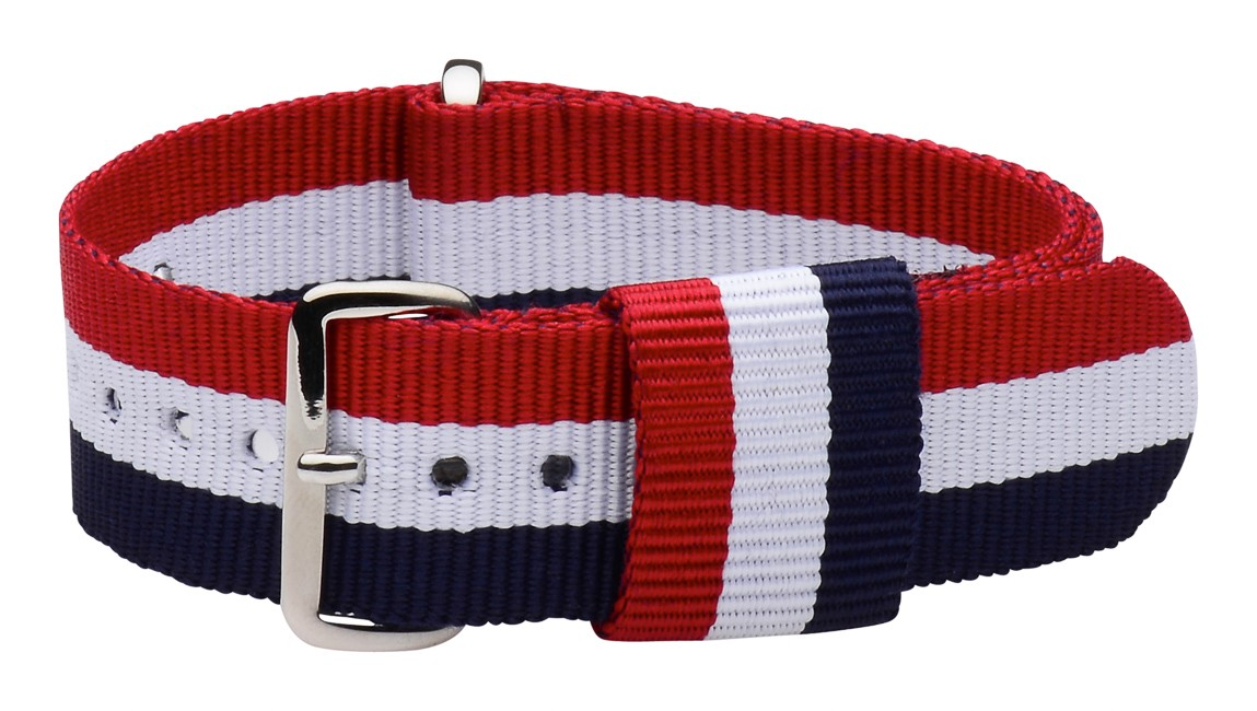 nylon loop nato military raf replacement watch strap band. Black Bedroom Furniture Sets. Home Design Ideas