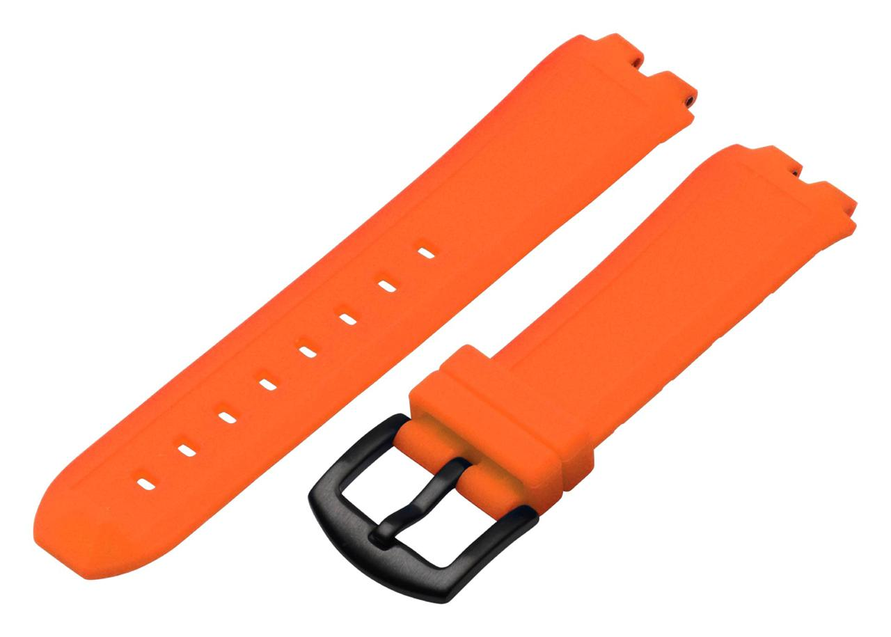 Replacement Silicone Waterproof Divers Watch Strap Band FITS PEBBLE STEEL