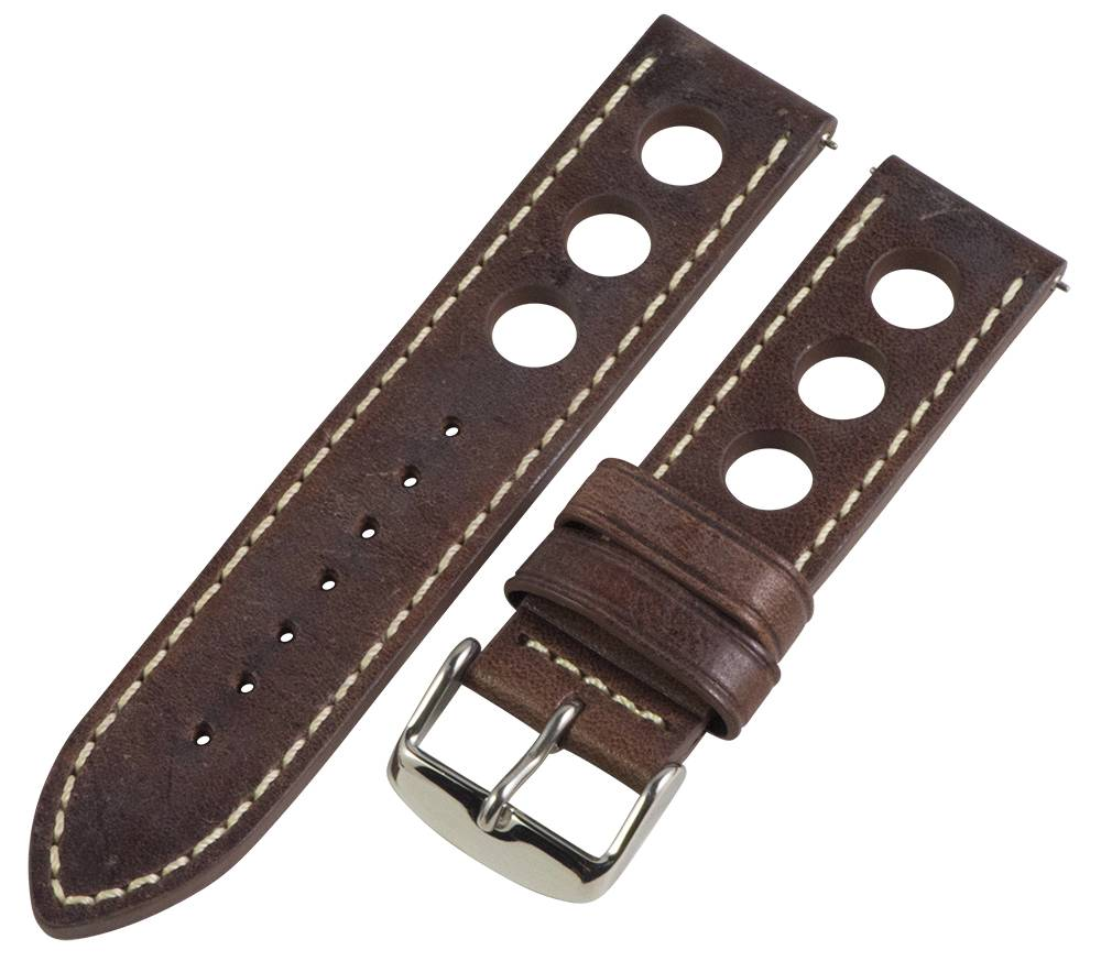how to change a leather watch band