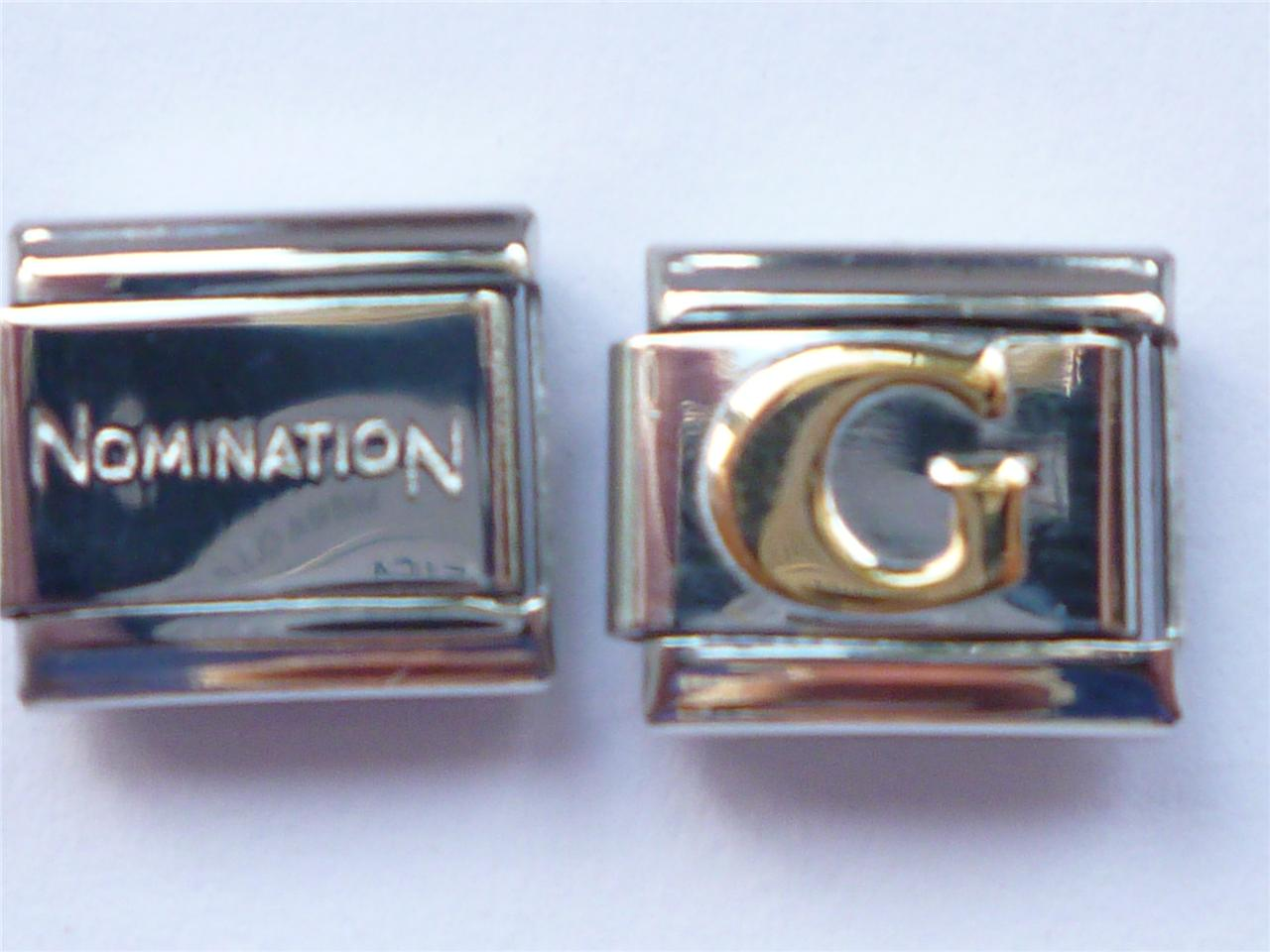 genuine shiny nomination classic italian charm unbranded
