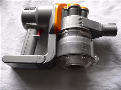 dyson dc16 handheld bagless vacuum cleaner spares or repair not working ebay. Black Bedroom Furniture Sets. Home Design Ideas